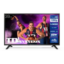 """Televisor 39,5"""" Led Full HD TD Systems K40DLJ12F"""