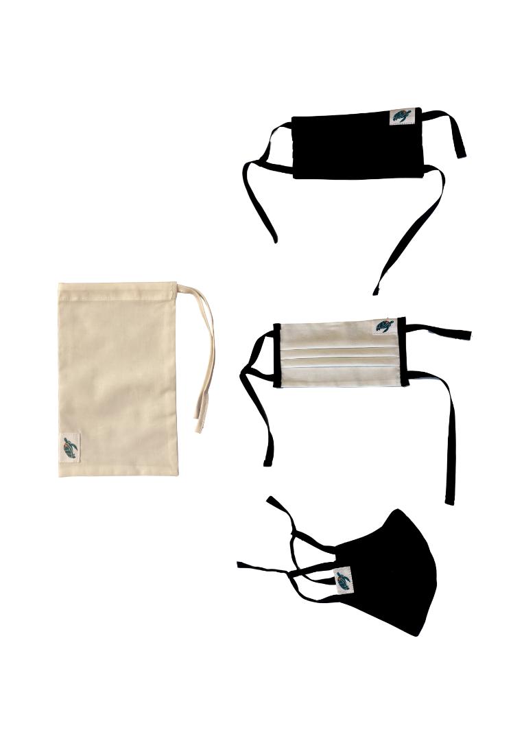 Pack de mascarillas con bolsa higiénica