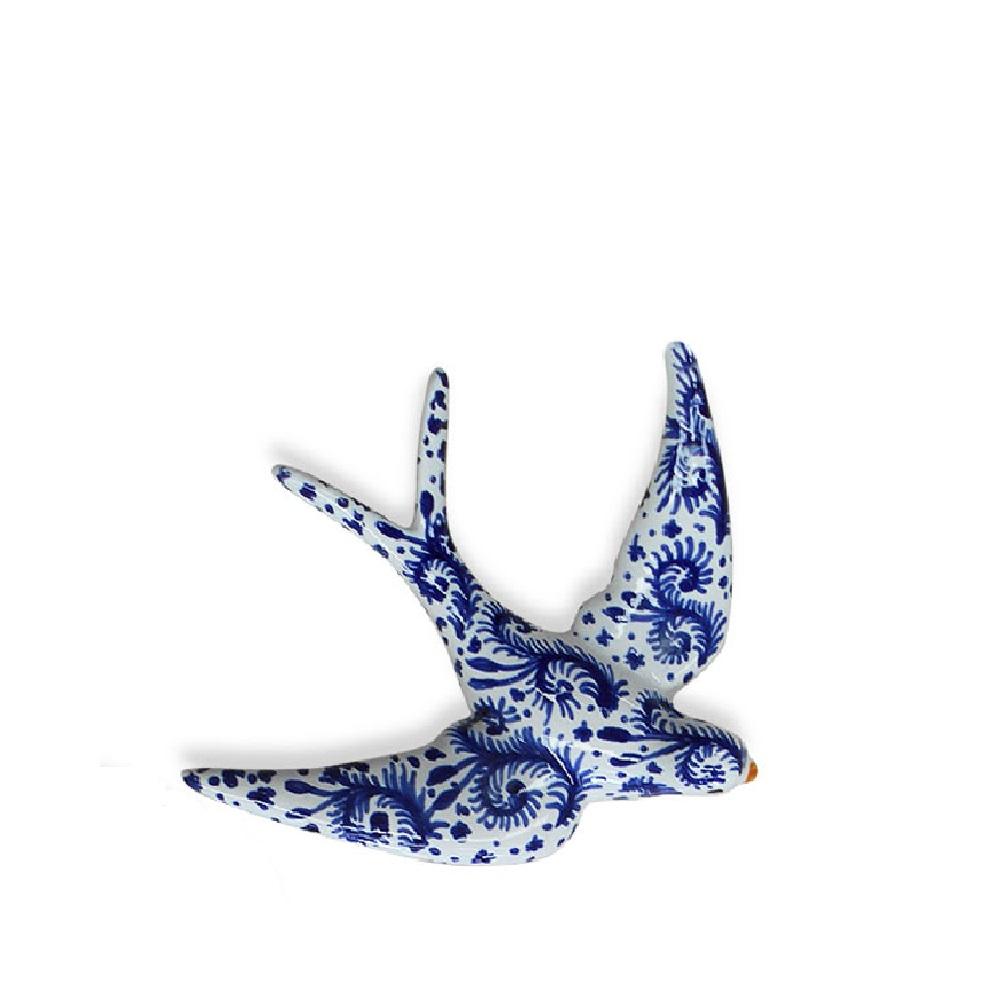 Golondrina Caracol Azul