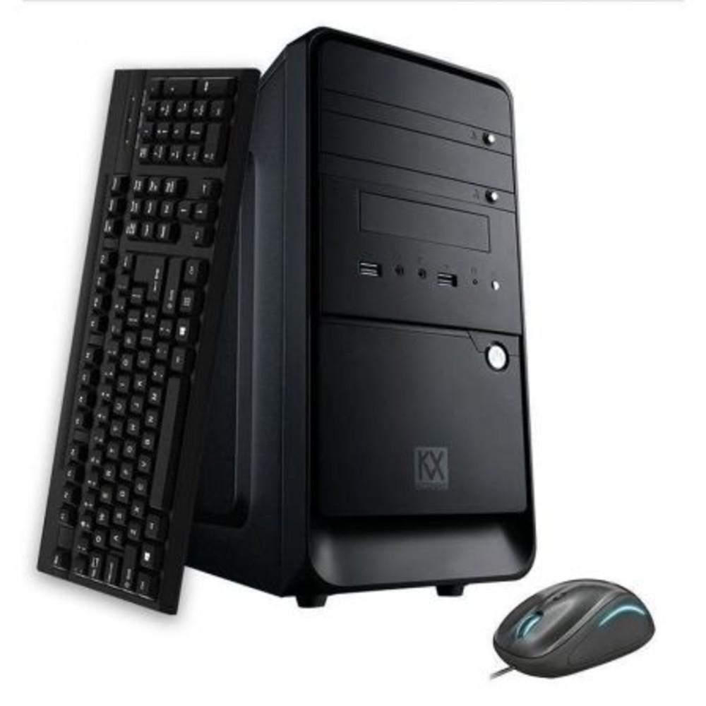 PC KVX Basic 2 Intel G6400/ 4GB/ 240GB SSD/ FreeDOS