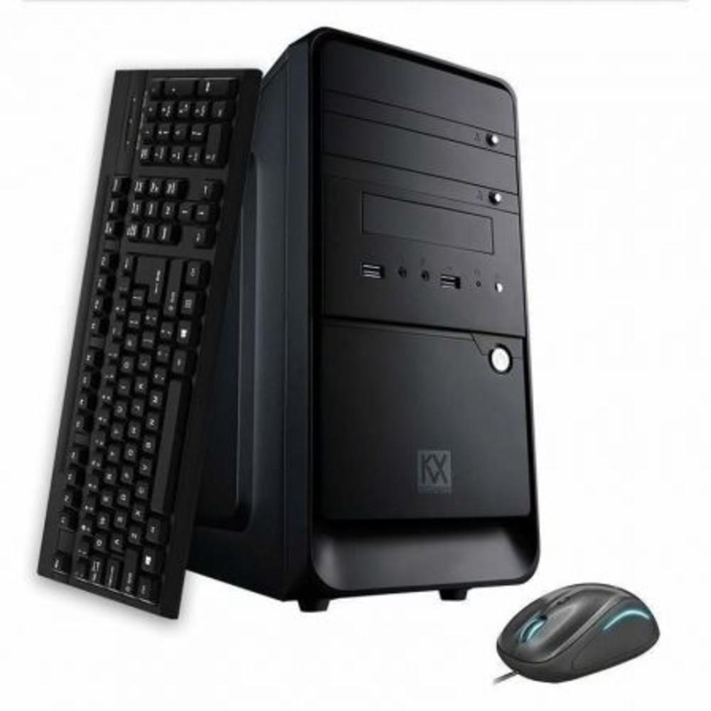 PC KVX Xline 1 Intel i3-10100 Gen10/ 8GB/ 256GB SSD/ FreeDOS