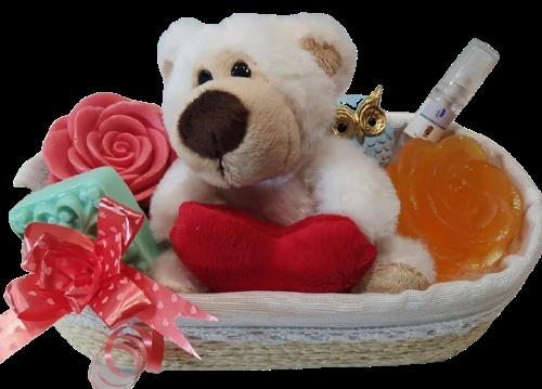Rosas tocador