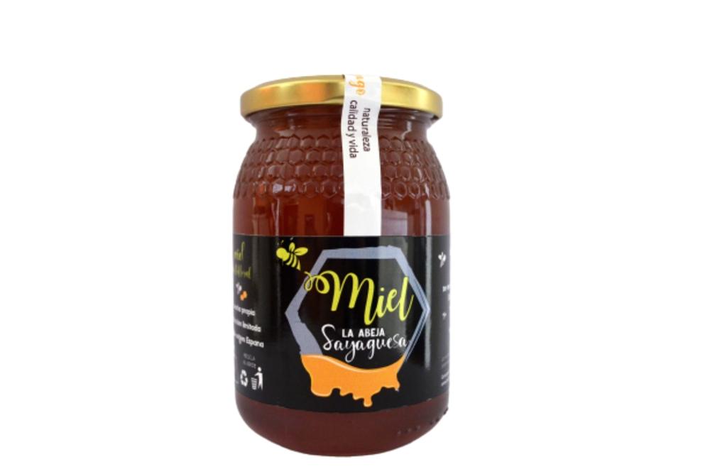 Miel Multifloral bote de 250 g.