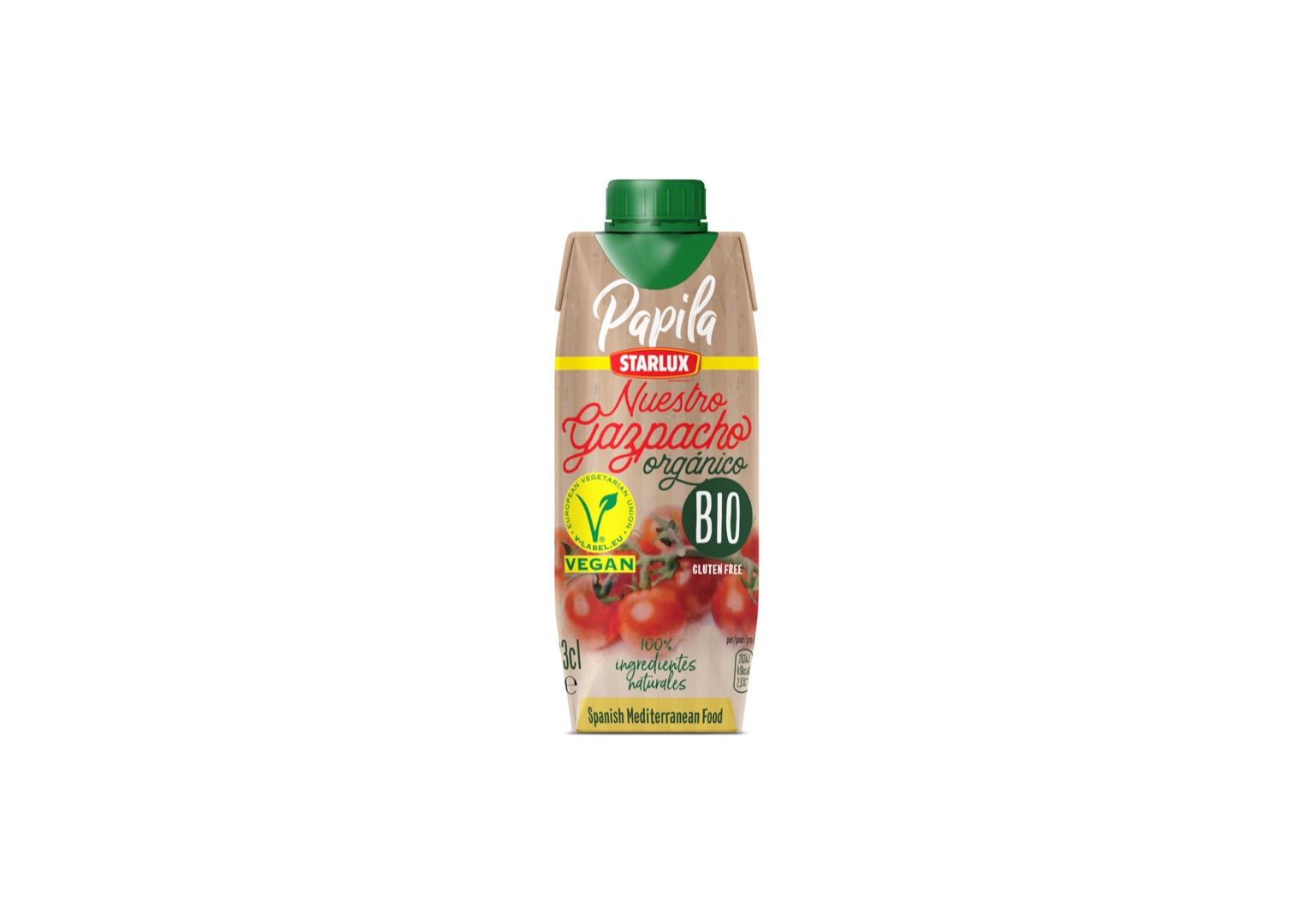 Gazpacho orgánico