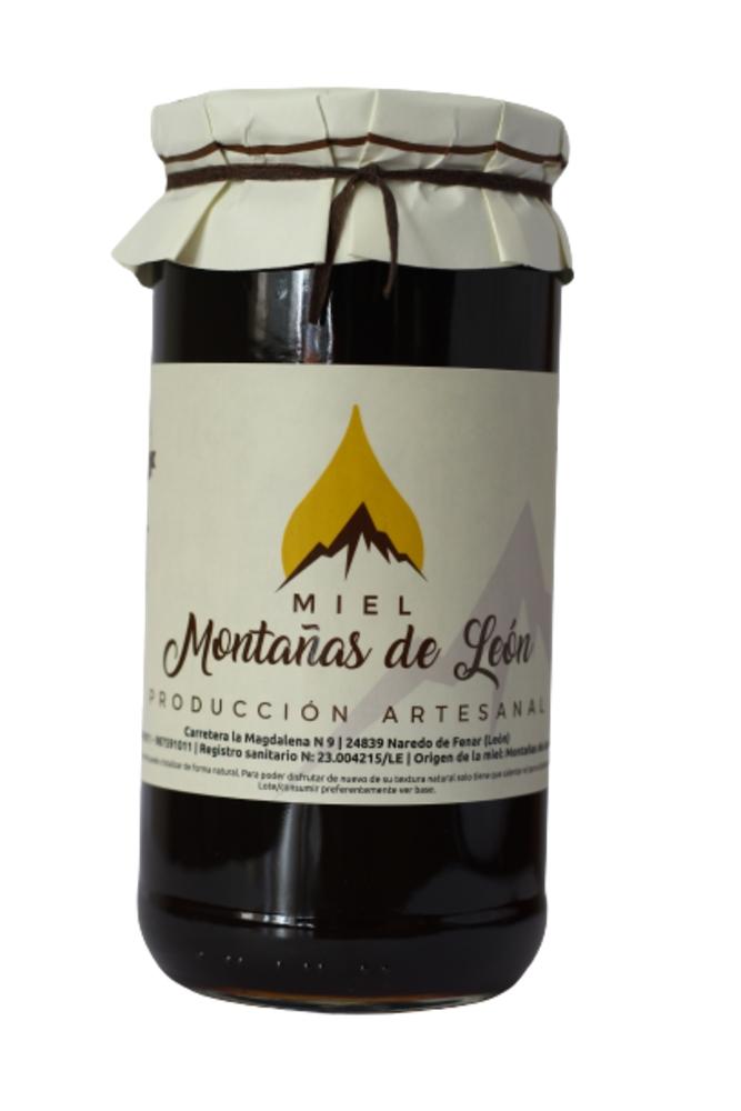 1 Kg. de Miel Montañas de León