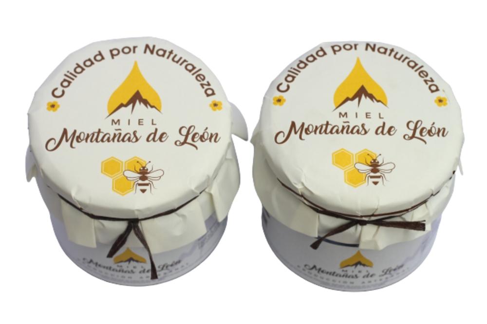 Deliciosa Miel de las Montañas de León. Ideal para desayunos y postres. No dejes de probarla en Correos Market.
