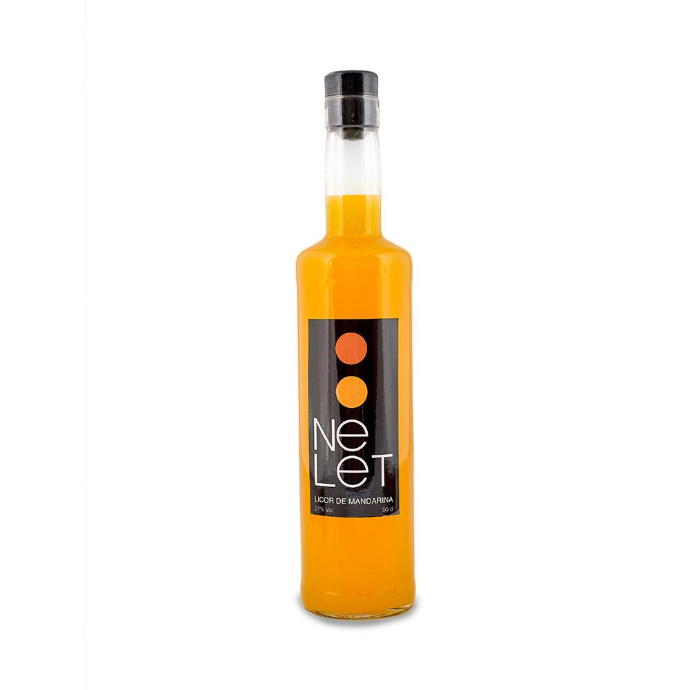 Licor de Mandarina 1 Botellax50 cl