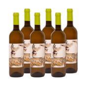 Vino blanco verdejo - caja 6x75 cl