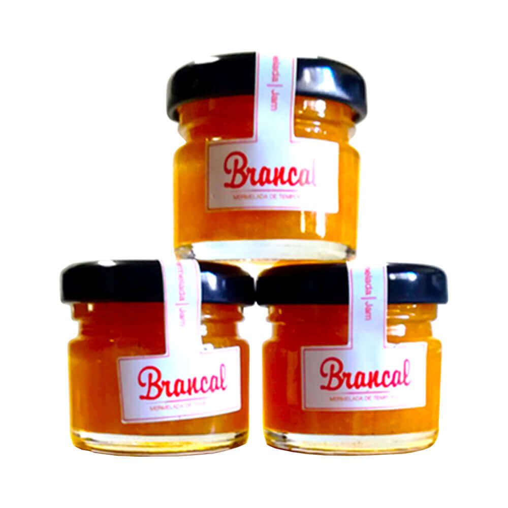 Mini mermelada de mandarina 3x41 g