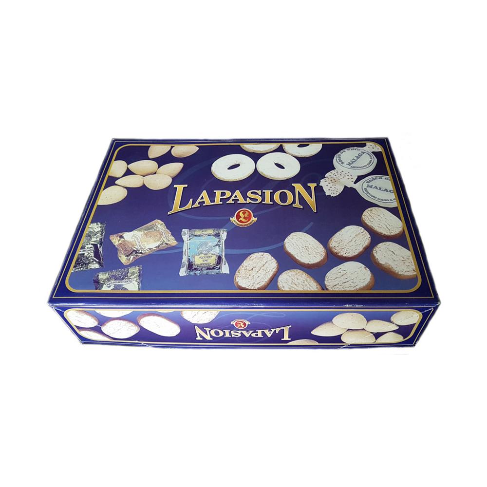 Caja de mantecados y polvorones surtidos 5 kg