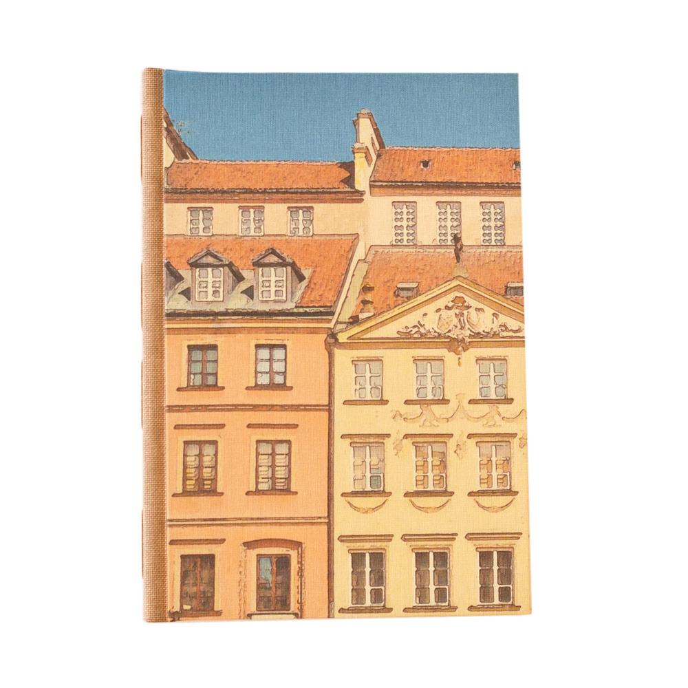 Álbum de fotos artesanal en A5 - Varsovia