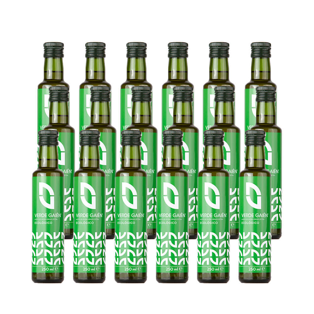 Verde Gaién - 18x250 ml