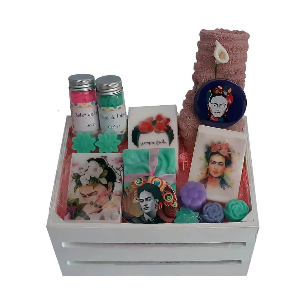Caja Frida - conjunto de baño