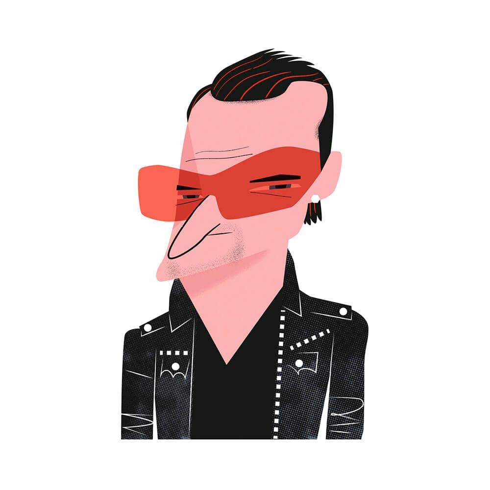 llustración de Bono