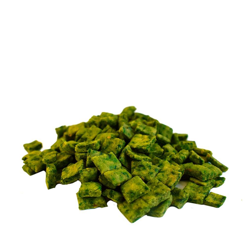 VeggieSnacks espinaca y levadura nutricional