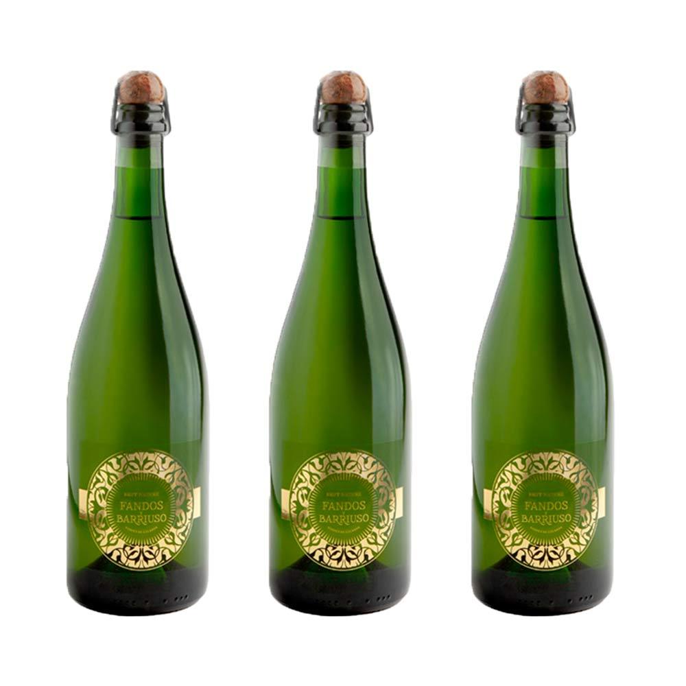 Brut nature - Pack 3 botellas