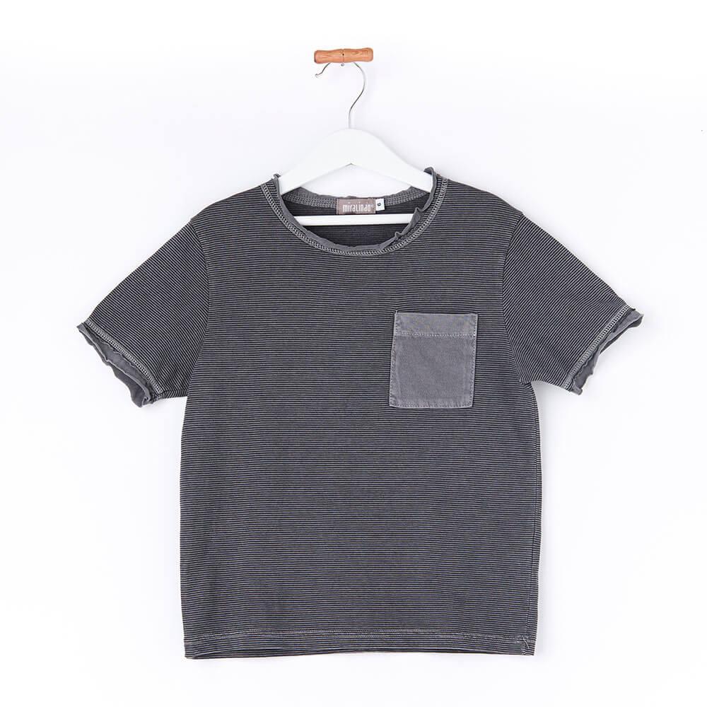 Camiseta rayas niño
