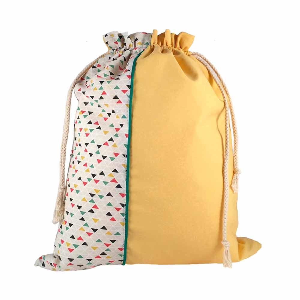 Todo al amarillo - Bolsa de viaje para la ropa interior