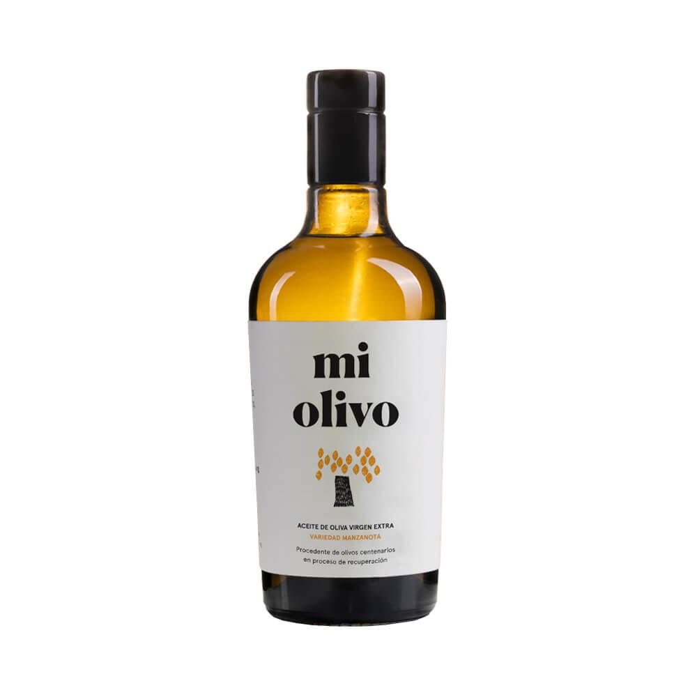 Aceite oliva manzanota