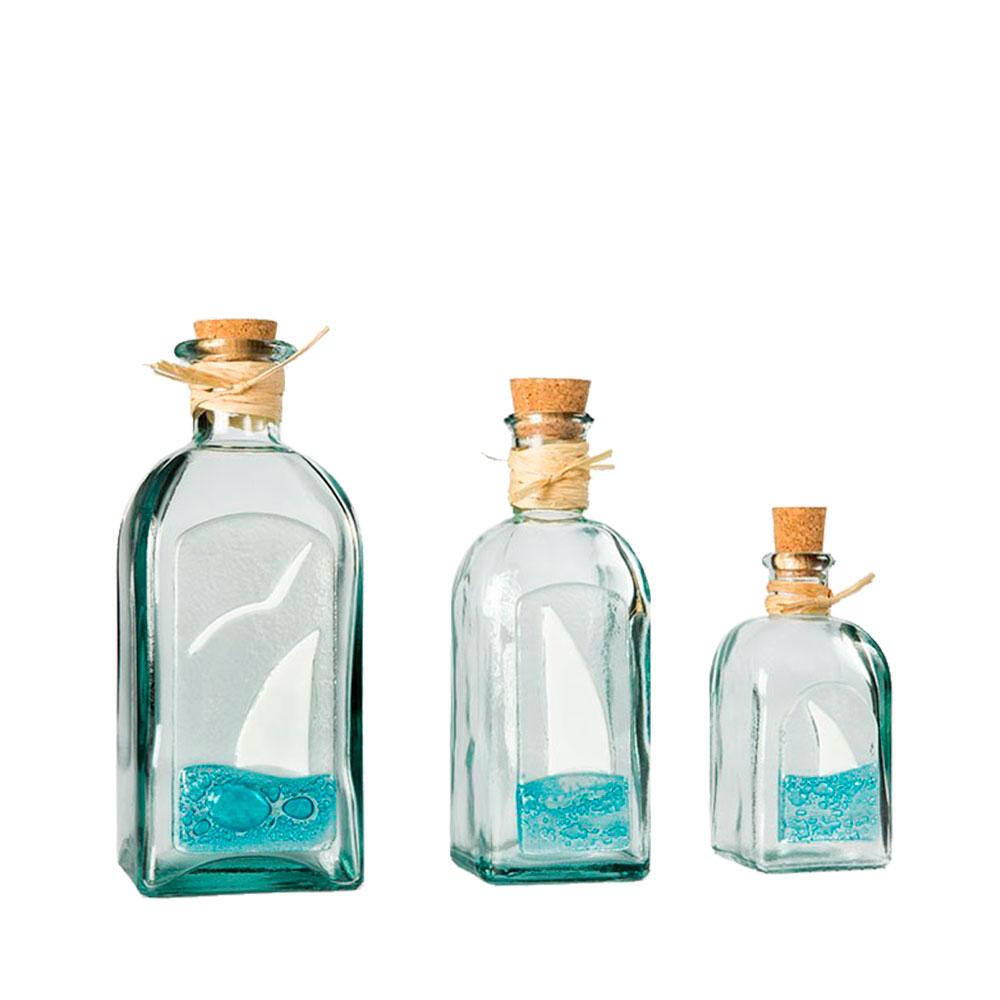 Botella Vidrio reciclado