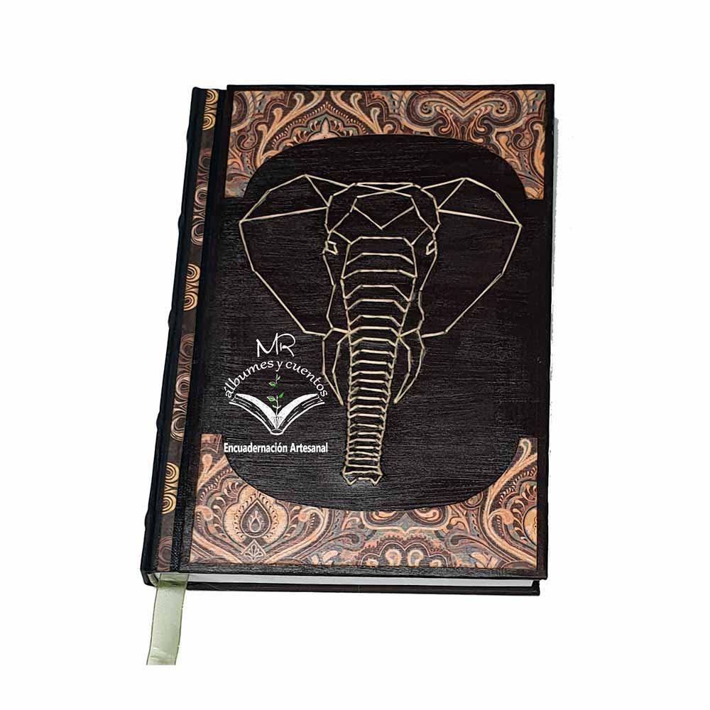 Cuaderno elefante