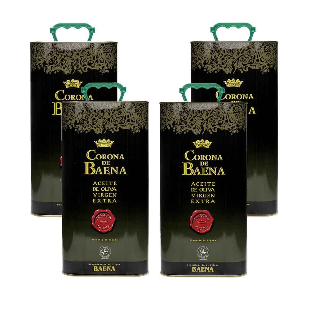 Corona de Baena - 4 x 5 L