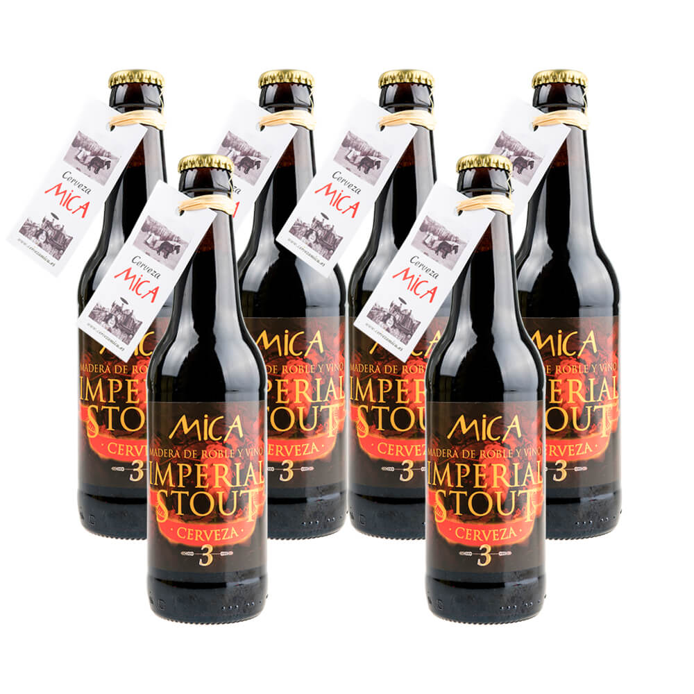 Pack Imperial Stout - 6x33 cl