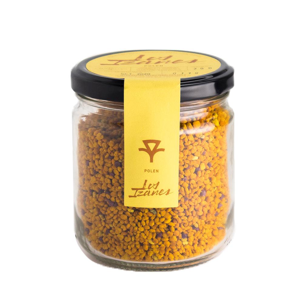 Los Izanes Dehydrated pollen - 200 g