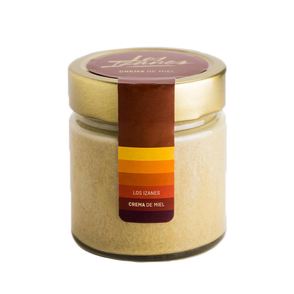 Los Izanes Crema de miel - 250 g