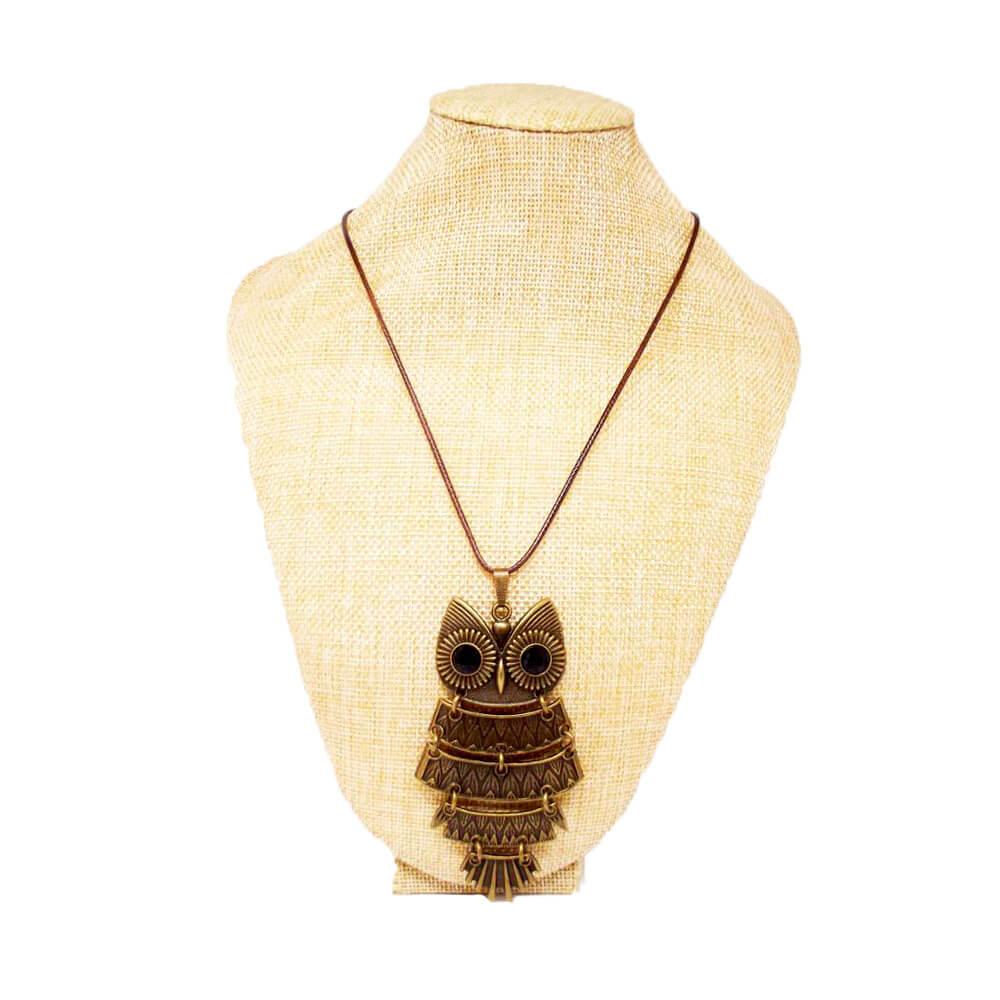 Macarte Colgante Owl