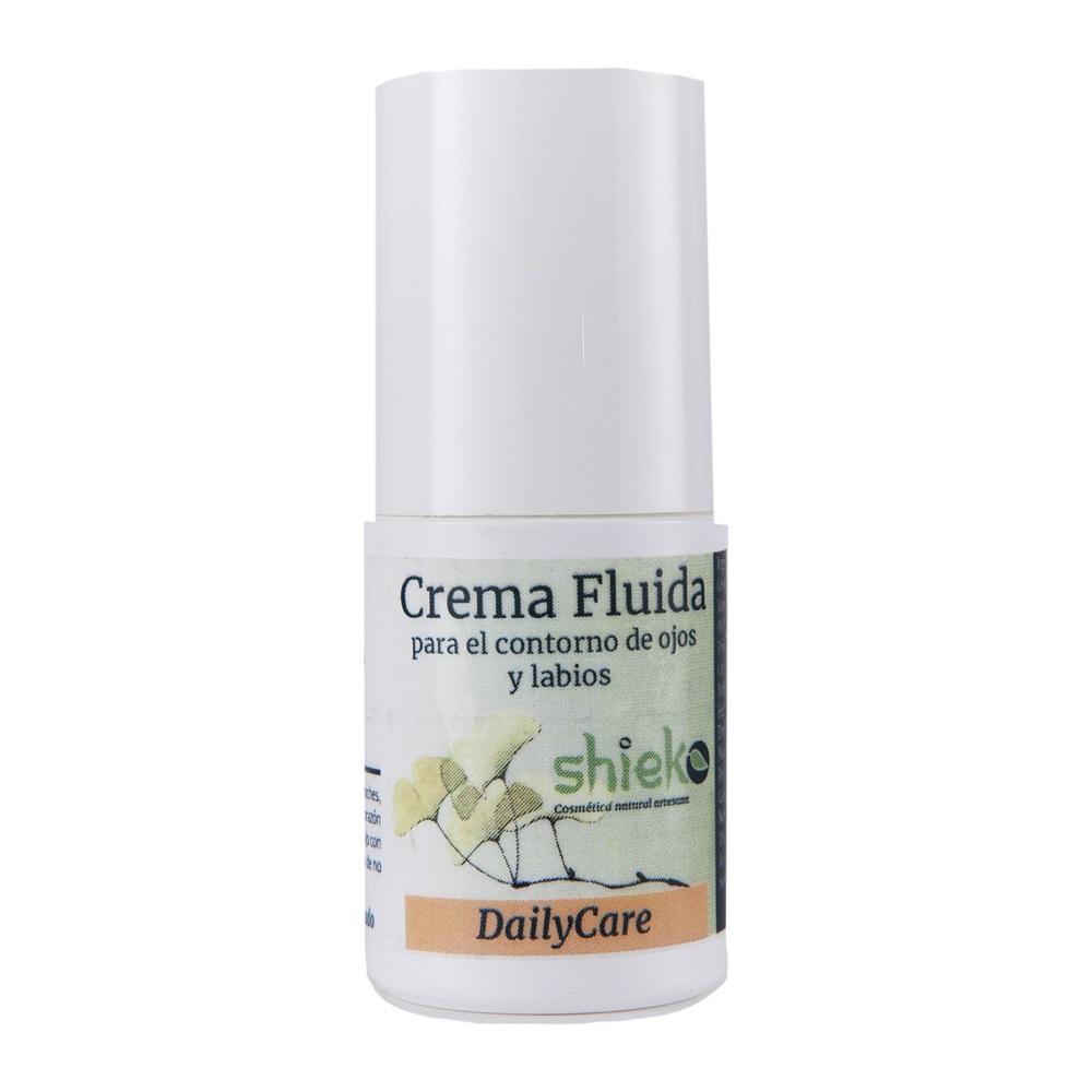 luido hidratante Bio para contorno de ojos y labios  Con ácido hialurónico  30 ml