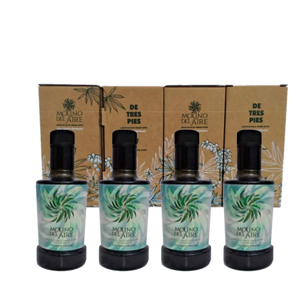 AOVE Ecológico Temprano - Pack 4x250 ml