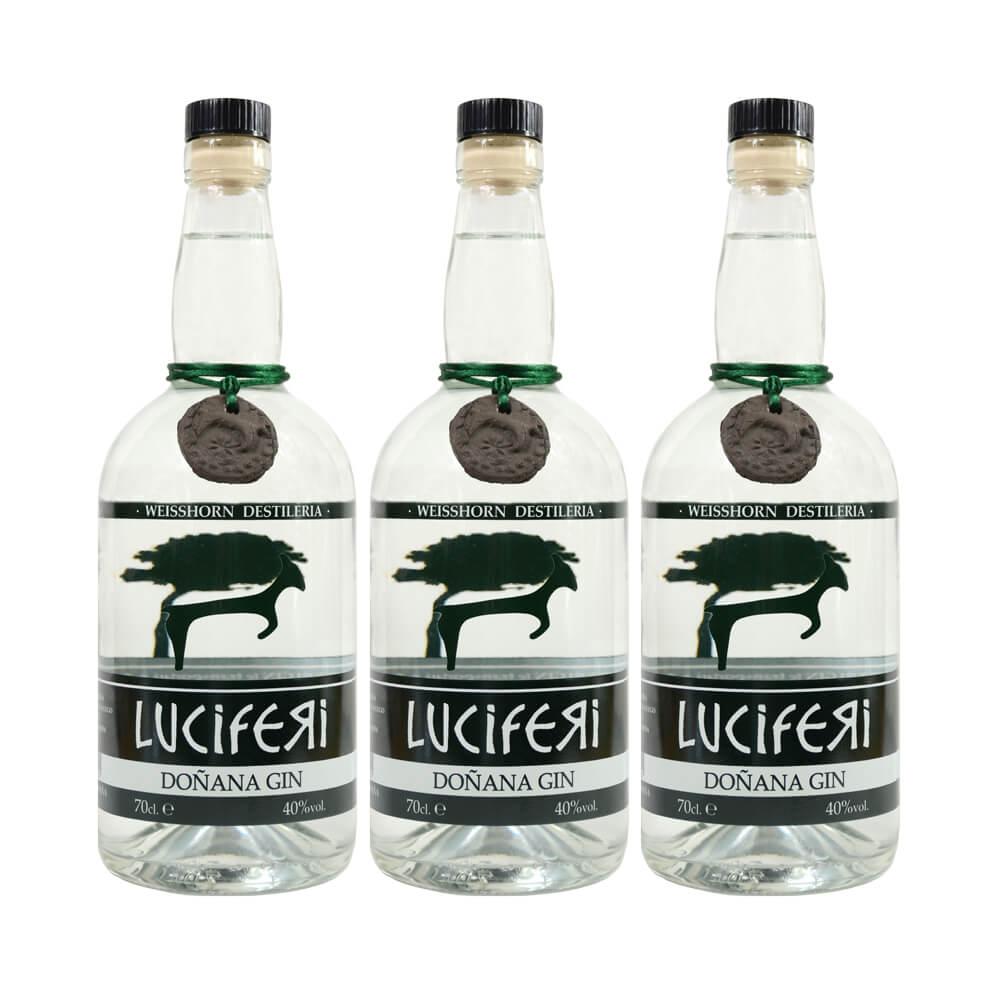 Doñana GIN 3 botellas 70 cl
