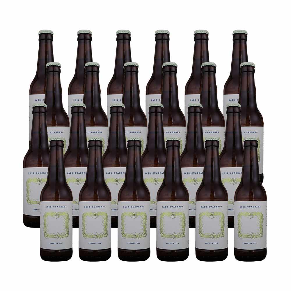 Pack de 24 botellas de 33 cl Session IPA
