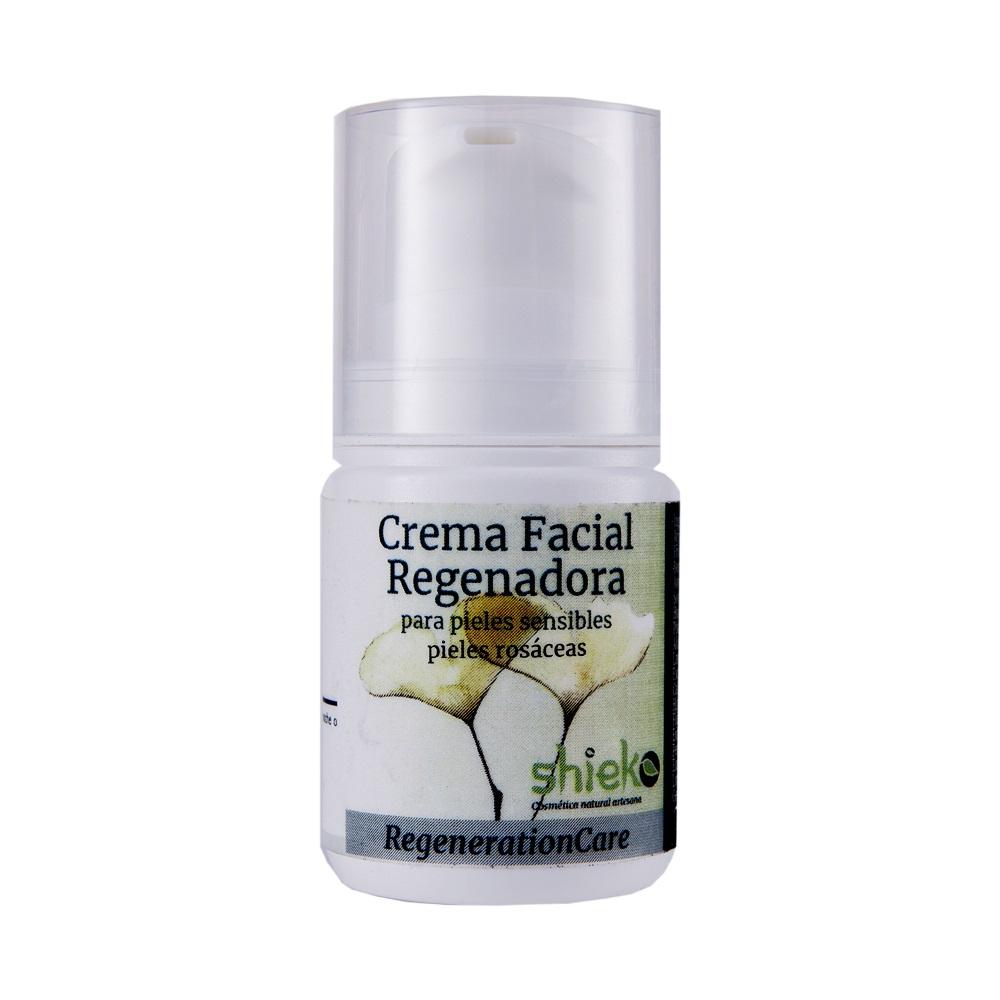 Crema facial pieles sensibles Bio  - pieles rosáceas - 50 ml