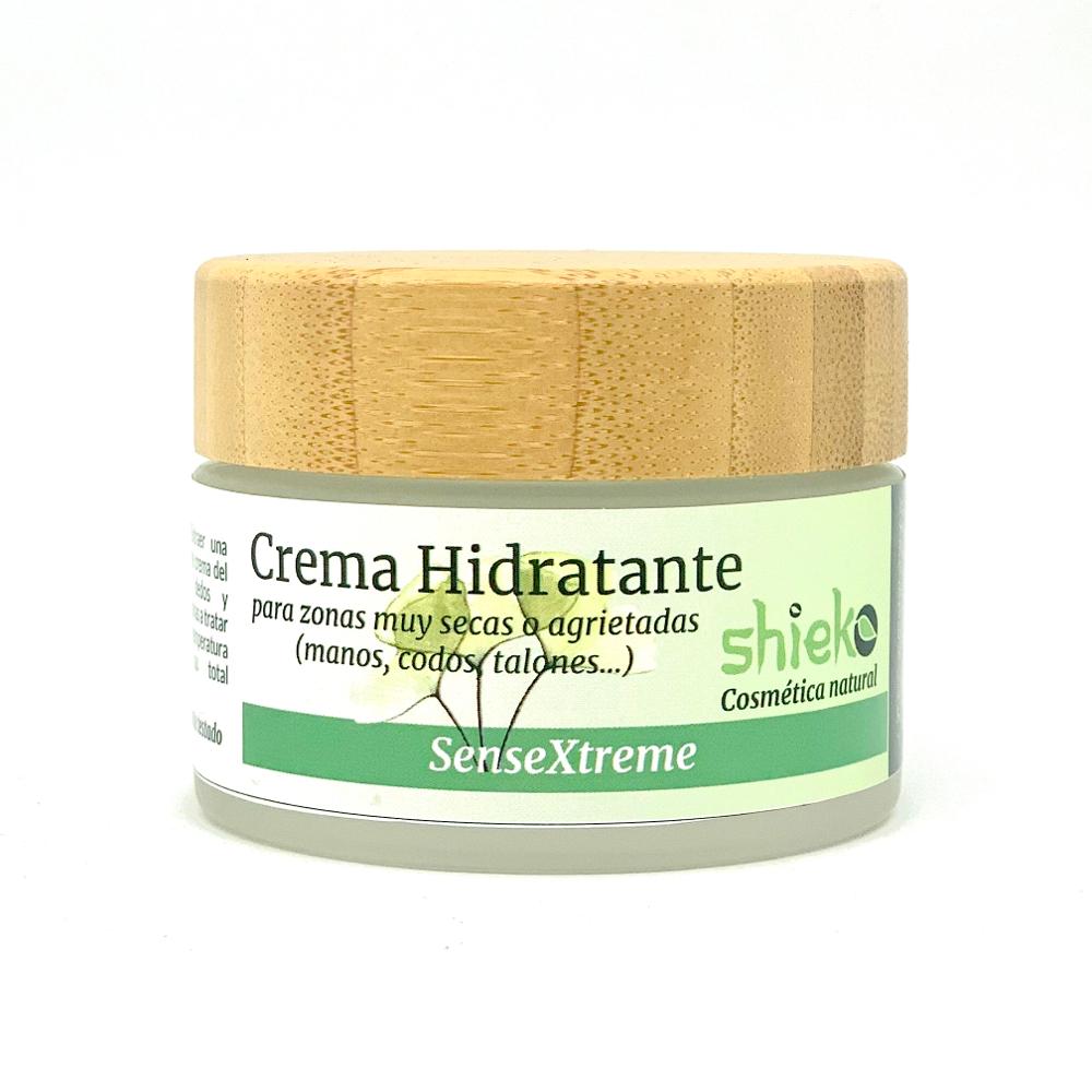 Crema tratamiento zonas secas y agrietadas Bio - Manos, codos, talones                50 ml
