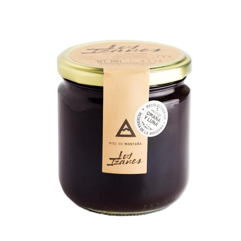 Miel de montaña - Tarro de 440 g