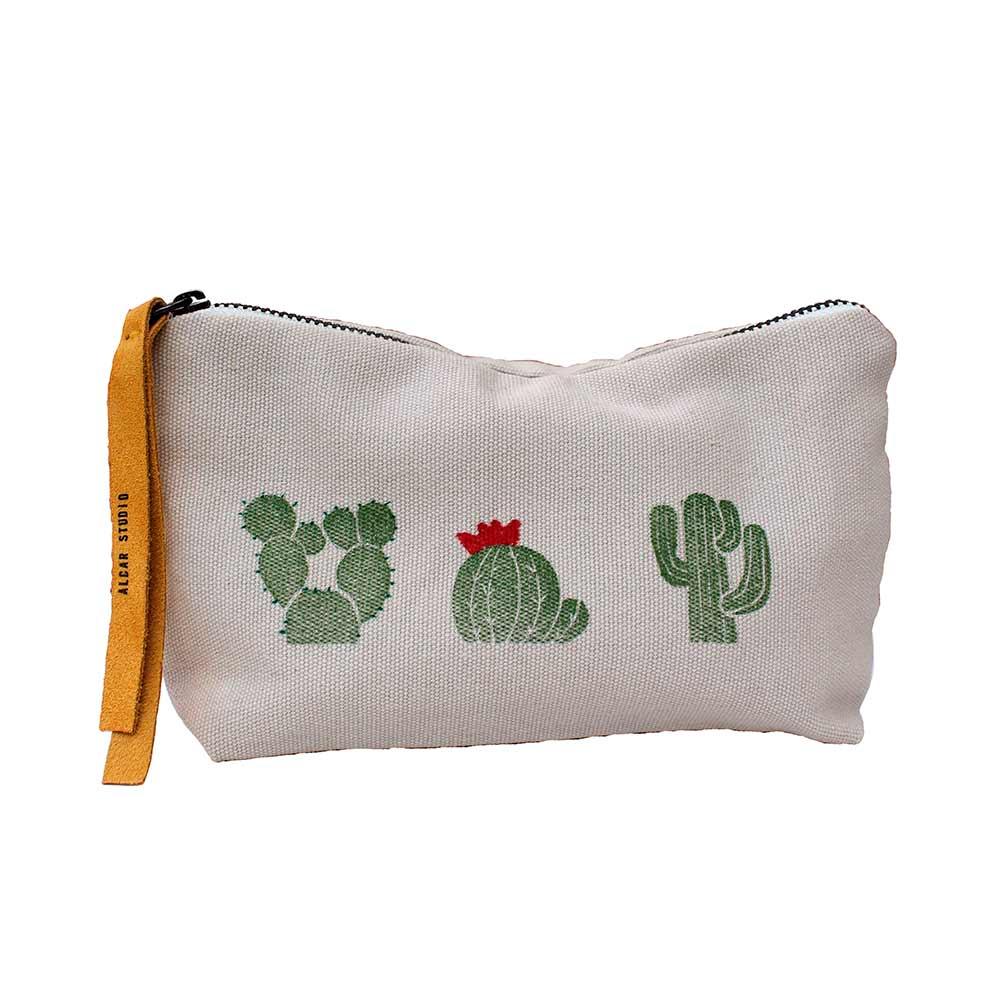 Estuche de algodón Cactus