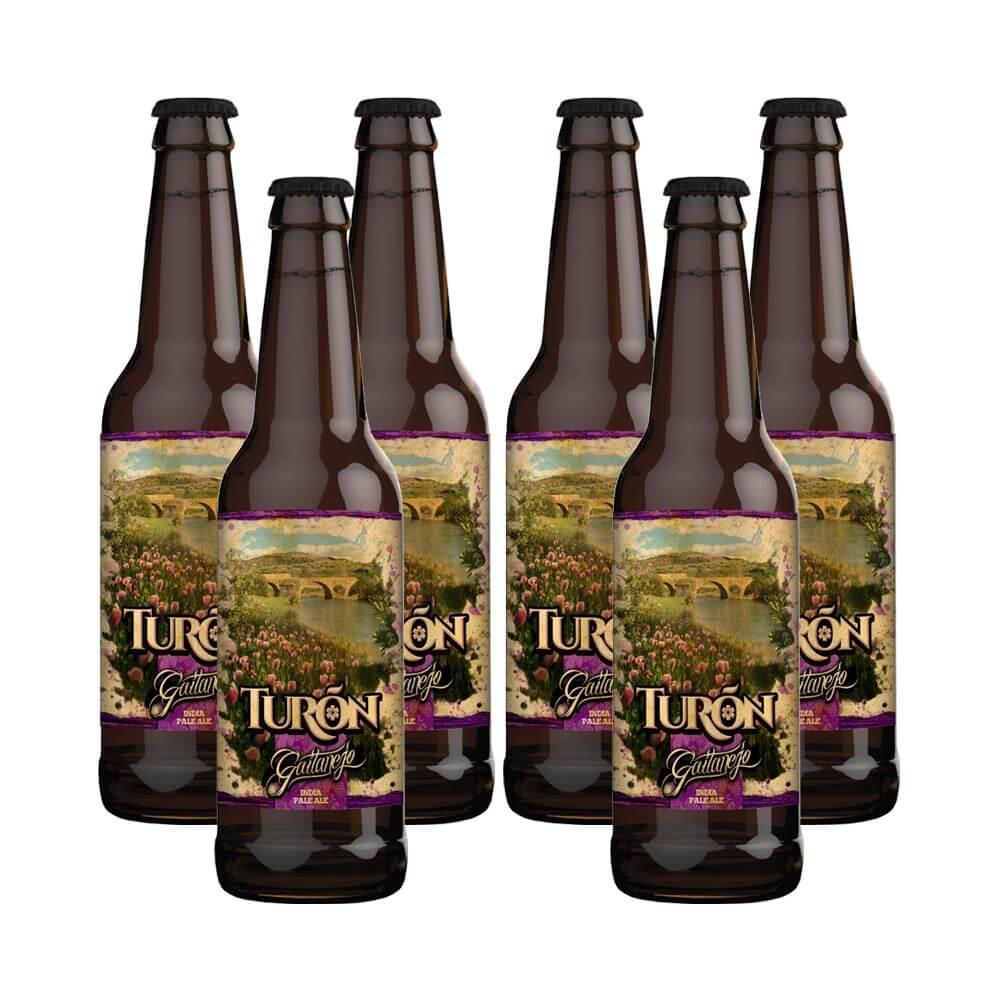 Turón IPA - Pack 6 botellas | Cervezas Gaitanejo