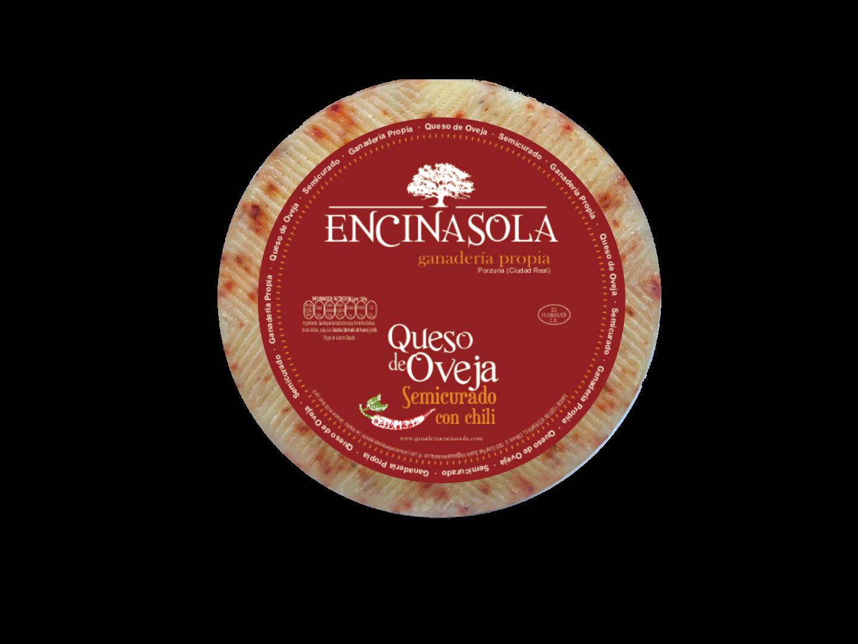Queso de Oveja con Chili Encinasola