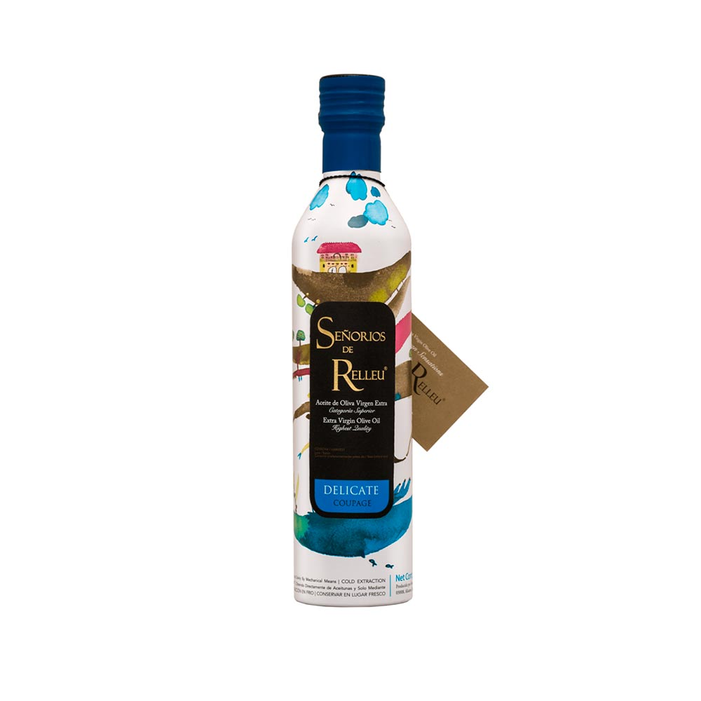 Aceite de Oliva Virgen Extra Gourmet sabor suave - 500 ml Coupage Arbequina