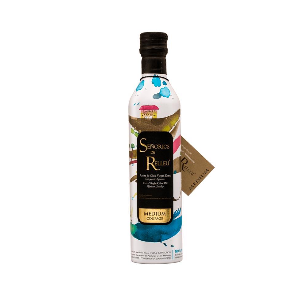 Aceite de Oliva Virgen Extra Gourmet sabor medio - 500 ml Coupage Arbequina