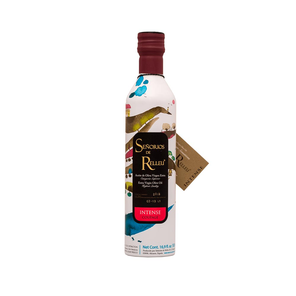 Aceite de Oliva Virgen Extra Gourmet sabor intenso - 500 ml Coupage fuerte