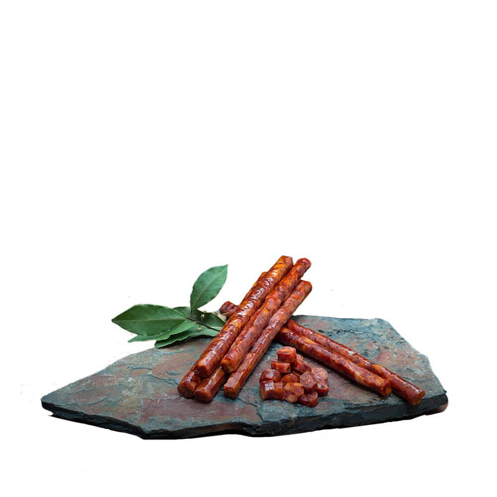 Jurrito ibérico de bellota rojo
