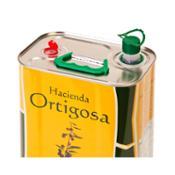 Lata de 5 litros de aceite de oliva virgen extra