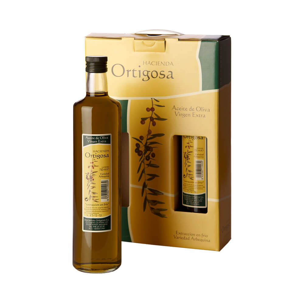 Aceite de oliva virgen extra estuche 3x750 cl