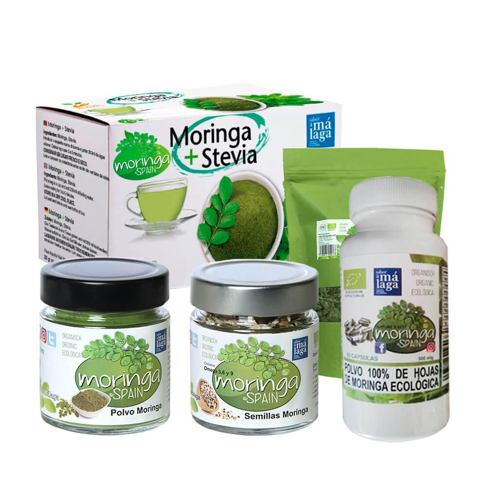 Pack Moringa Spain