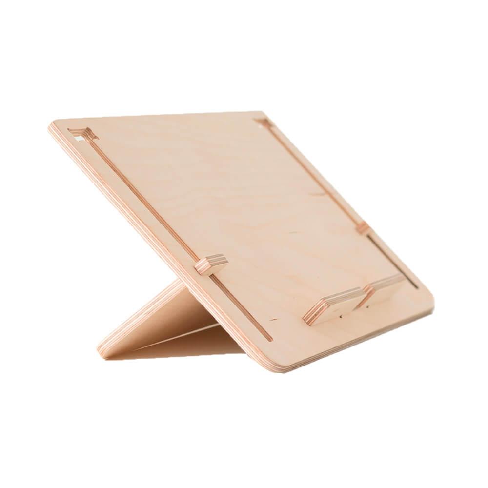 Detablet - Soporte para tablets, e-books o libros convencionales