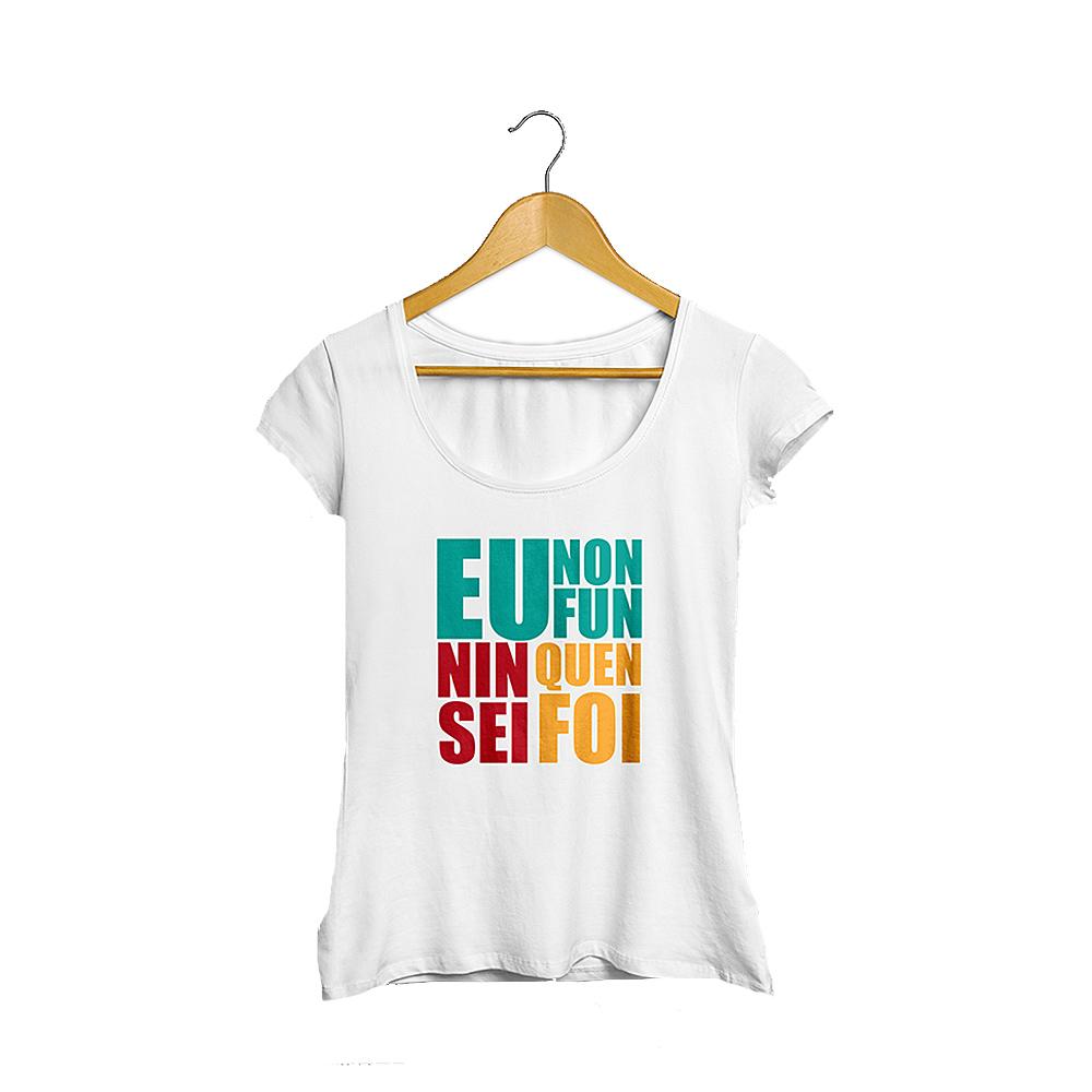 Camiseta EU NON FUN