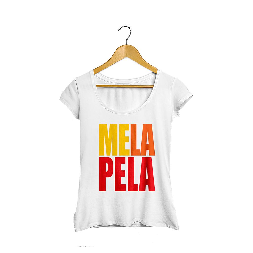 Camiseta MELA PELA